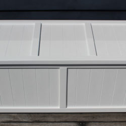 BoxSeat Arctic White
