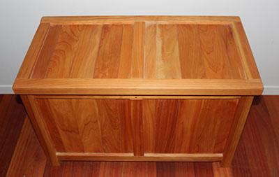 Medium BoxSeat Indoor Outdoor Storage