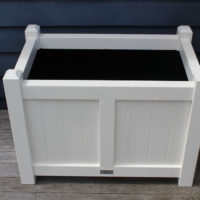 Coast-Custom-Wood-Planter-Box