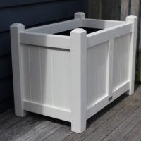 Coast Custom Wooden Planter Trough