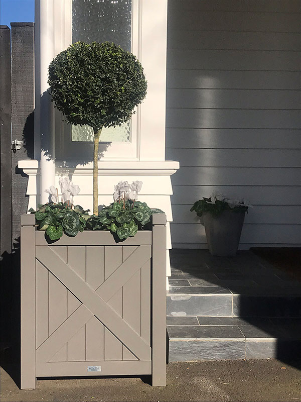 HAMPTON Planter Boxes Wooden Planters Made in New Zealand