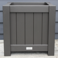 Large Metro Planter Box