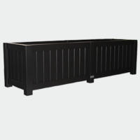 Metro XXL Rectangular Planter Box