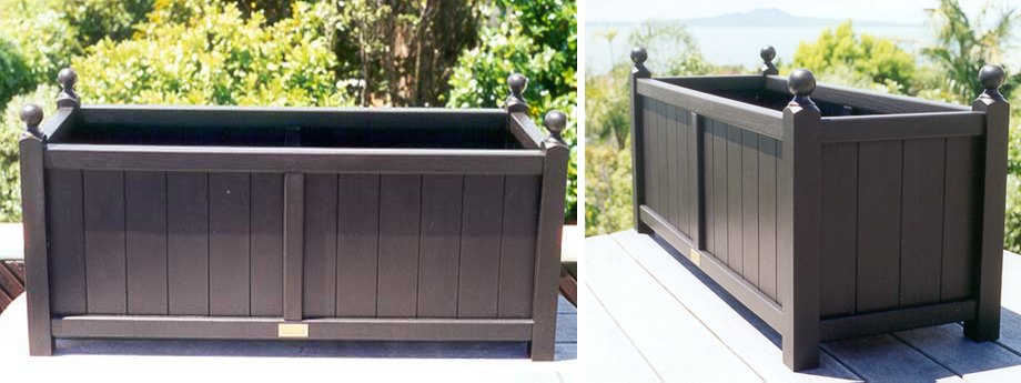 Planters | Wooden Planter Boxes | BoxSeats - PlanTub NZ